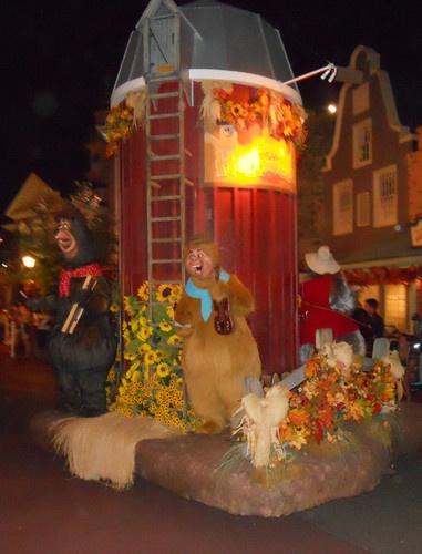 mickeys boo to you halloween parade photos from the magic kingdom park in orlando walt - Disney Halloween Orlando