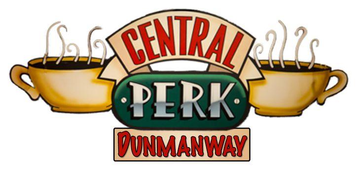 Central Perk Logo by Leda Huels