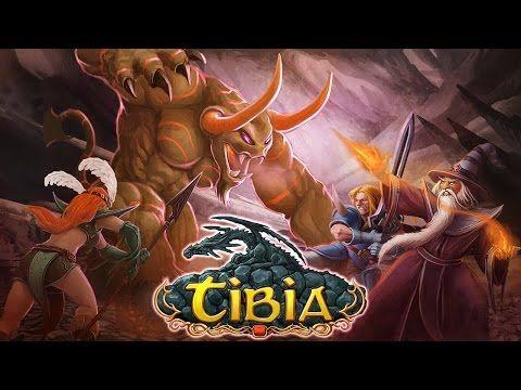 Servidor brasileiro de Tibia e explosão de vendas de PS4 - Joguz  #playstation4 #playstation #game #jogos #tibia #LetItDie