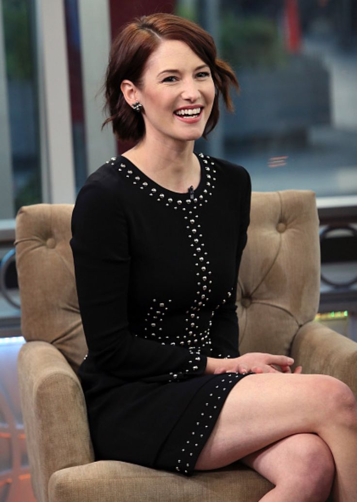 You're Not The Only Badass In The Family — Chyler today at Hollywood Today Live  #She is so...