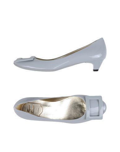 ROGER VIVIER Women s Pump Light grey 7.5 US  rogervivierpumps Pump Shoes f46d4c4b56017