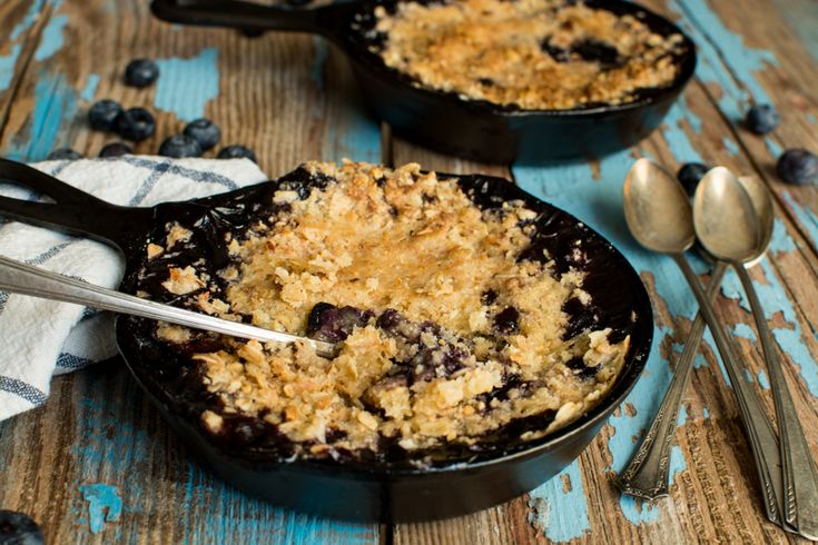 Blackberry-Thyme Crumb Cake Recipes — Dishmaps