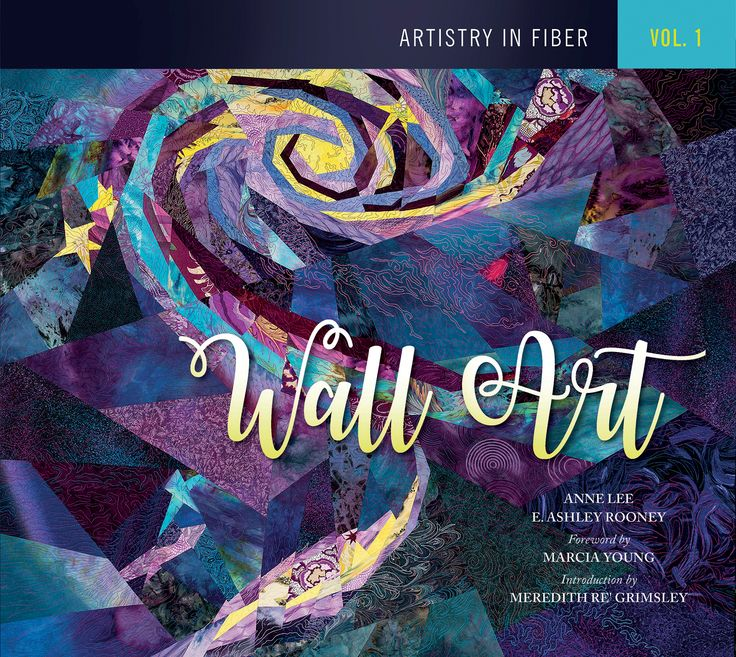 Artistry in Fiber 'Wall Art' and 'Sculpture' will be published in late summer2017 by Schiffer Publishing. I will have work shown in both books.