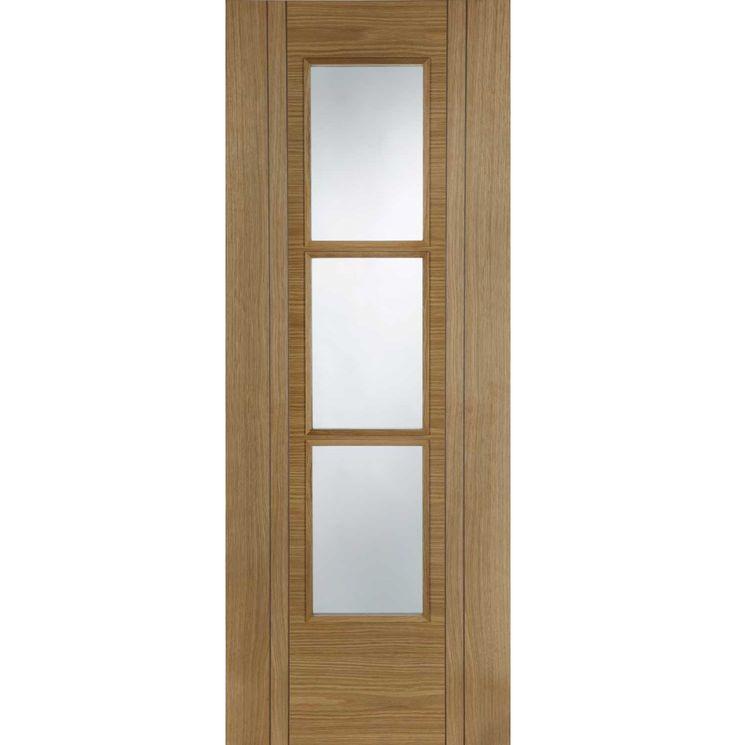 Buy Capri Oak 3 Light Door