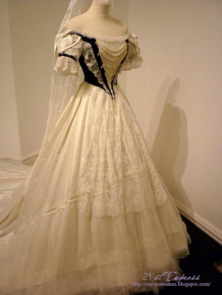 Vintage Wedding Dress Manchester : Best images about clothes wedding vintage non white