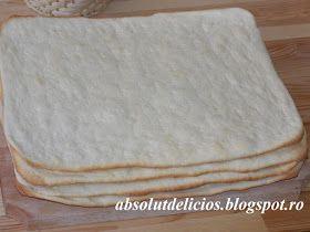 Foi fragede pentru prajituri, foi pe fundul tavii, foi cu amoniac