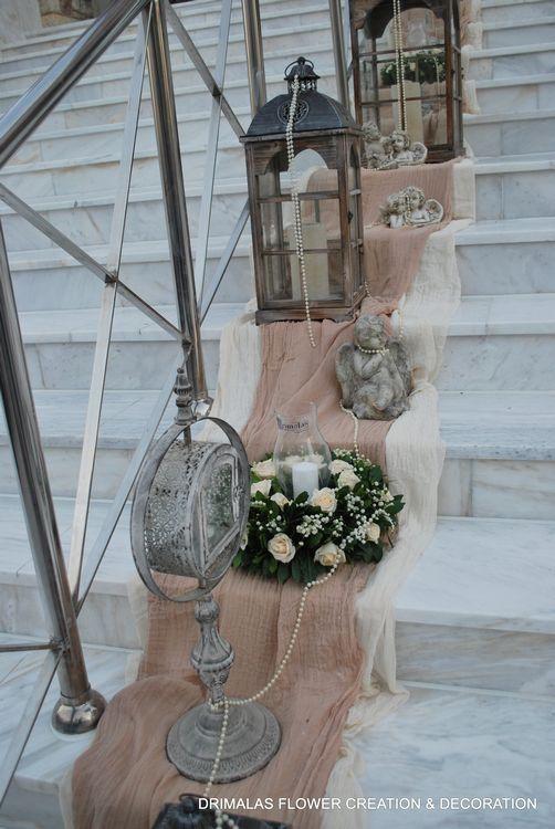 στολισμος γαμου με αγγελακια