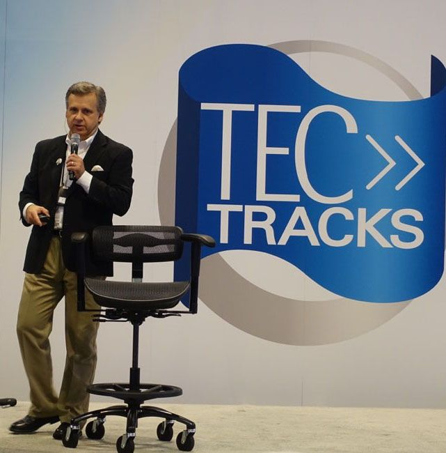 Mi2N.com - Auralex® Founder And President Eric Smith Delivers TEC Tracks Lecture At Summer NAMM 2016