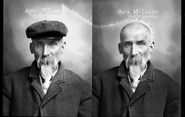Фотография: Преступный мир: 23 фотографии людей, которые предстали перед законом в начале ХХ века http://kleinburd.ru/news/fotografiya-prestupnyj-mir-23-fotografii-lyudej-kotorye-predstali-pered-zakonom-v-nachale-xx-veka/
