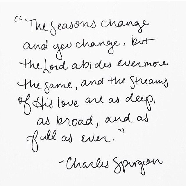 Charles Spurgeon #love #abides #broad
