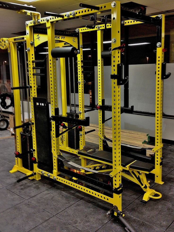 Sorinex power rack for a good figure