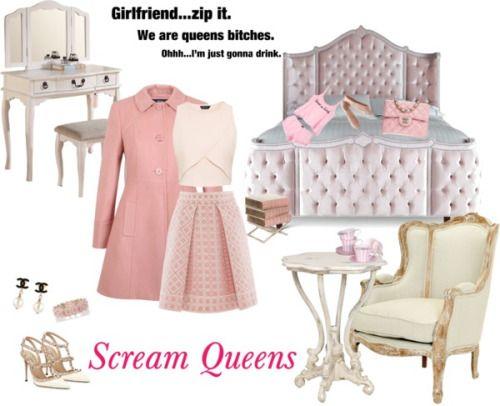 Scream Queens Furniture   Google Search