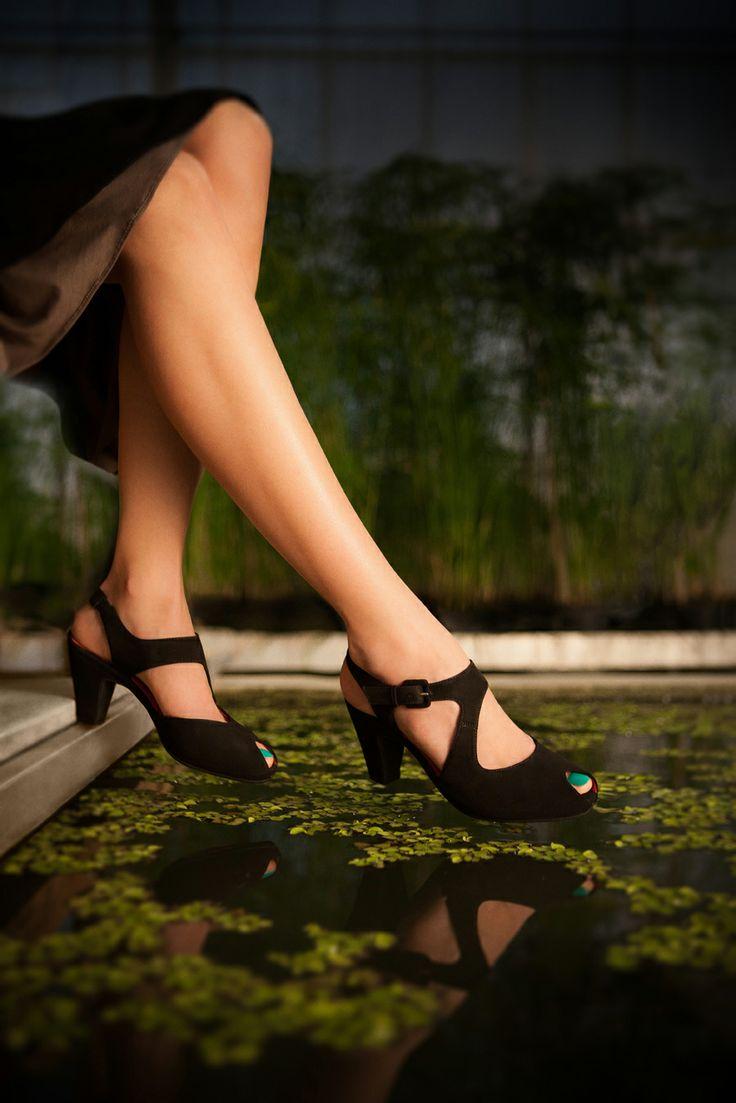 More than a beautiful shoe ... perfection #sandal #shoes #pasderouge