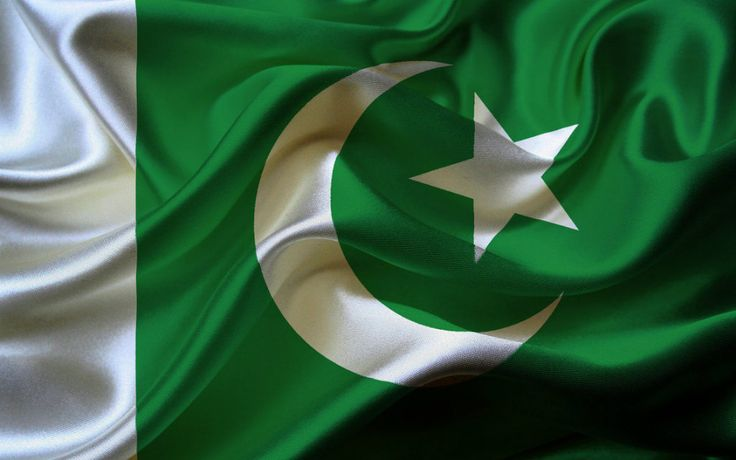 HD #wallpaper of #pakistani #flag