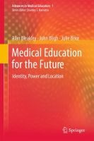 Medical education for the future
