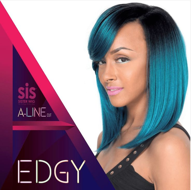 Zury Sis A Line Wig - H Edgy