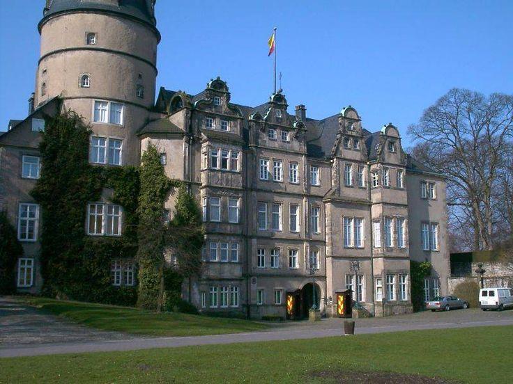 Fürstliches Residenzschloss Detmold in Detmold
