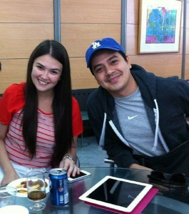 John Lloyd Cruz and Angelica Panganiban officially on?