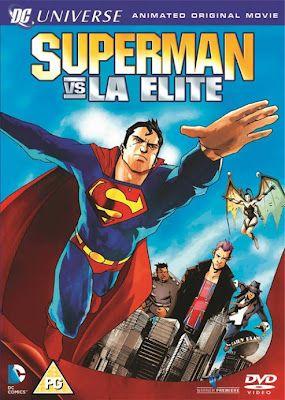 Superman vs La Élite - online 2012