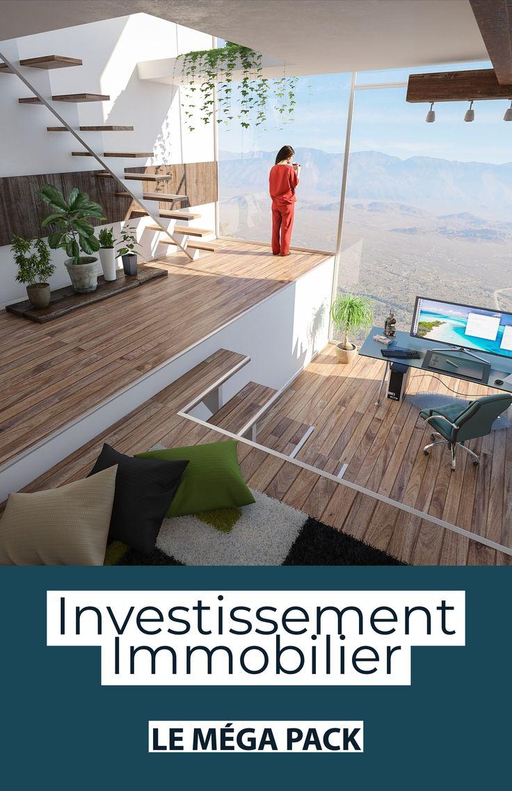 Notre pack complet pour l'investissement Immobilier