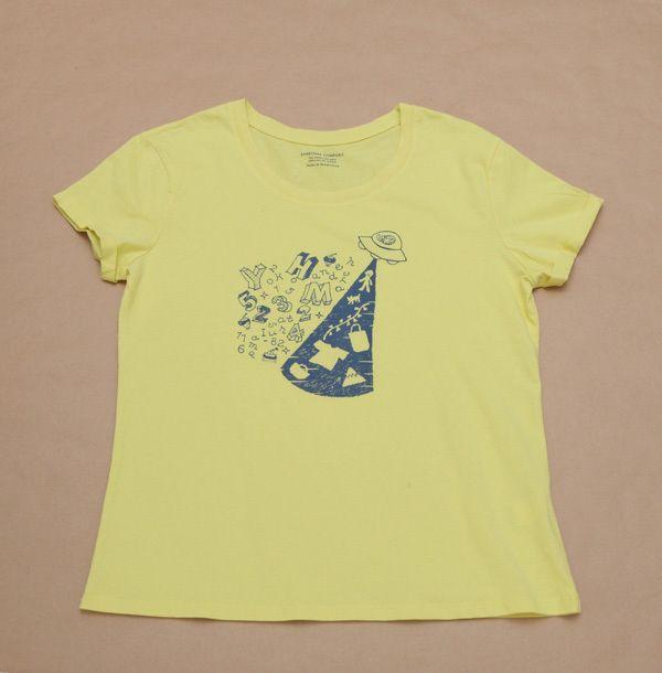 【売り切れごめん!】イベント限定Tシャツ・黄色