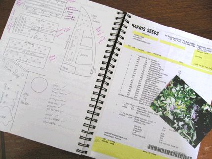 Totally agree that you learn much more about your gardening by keeping track of the events in your garden as they happen, and it's great to look back over the years to see how you did things differently from year to year.