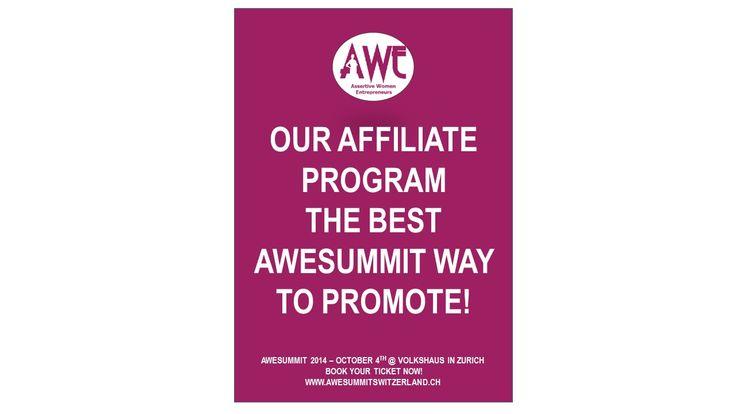 Our Affiliate Program