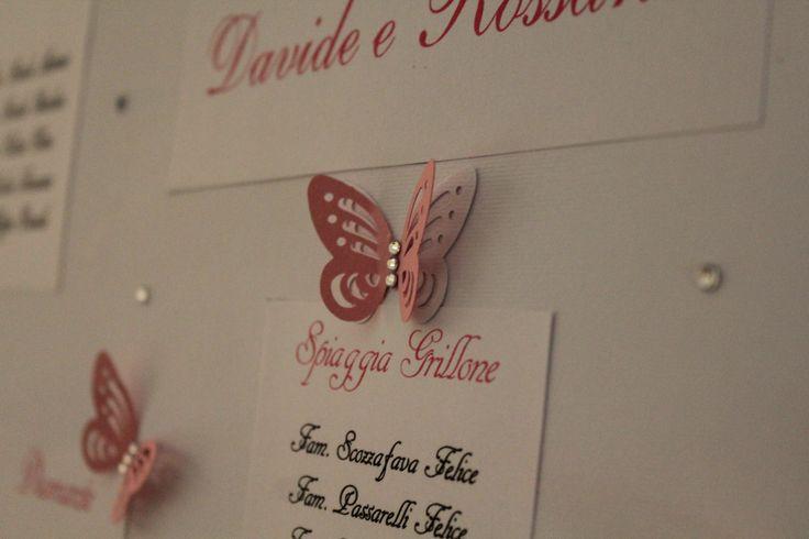 particolare farfalla creato Elisabetta Morello