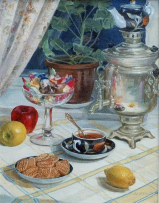 dmitrie.lyudmi — «Дейнега Татьяна. Чай с лимоном» на Яндекс.Фотках