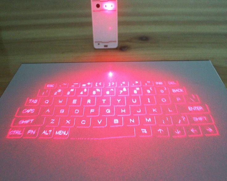Bribase 2014 Nueva teclado wireless Láser Proyección para la tableta, PC, SmartPhone-Teclados-Identificación del producto:300000591645-spanish.alibaba.com