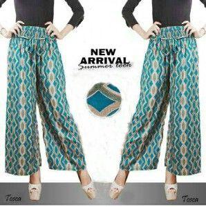 Pants Kulot Rayon Triani MTFA09