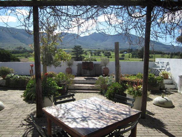 The best restaurants in the Overberg, Western Cape.
