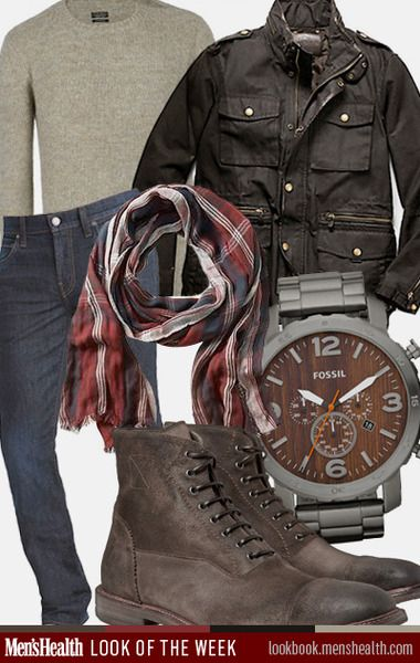 #Mens Detail #rugged