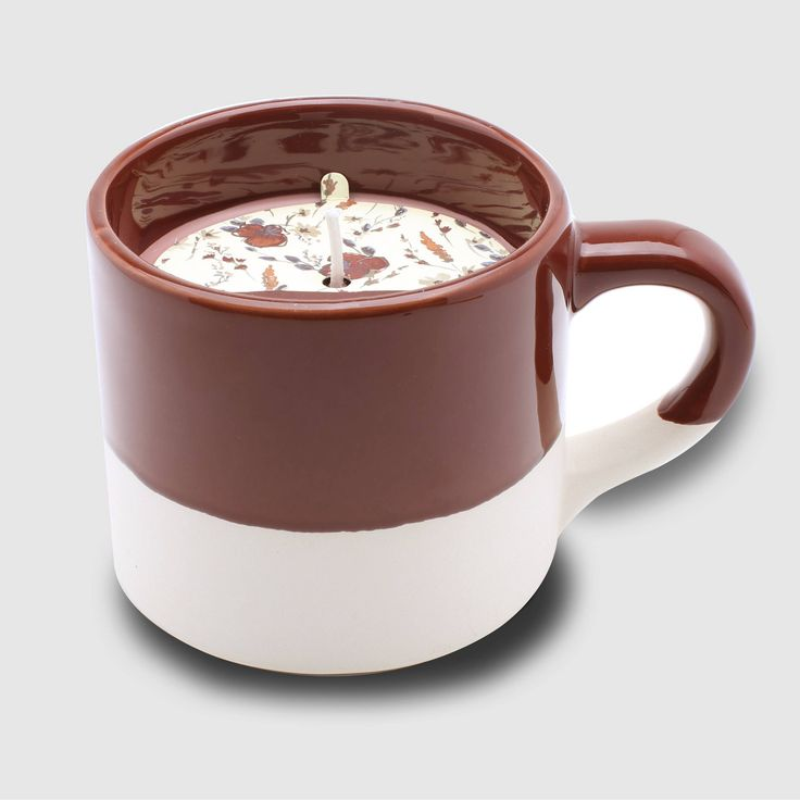 9oz ceramic mug jar candle farmstand cider threshold