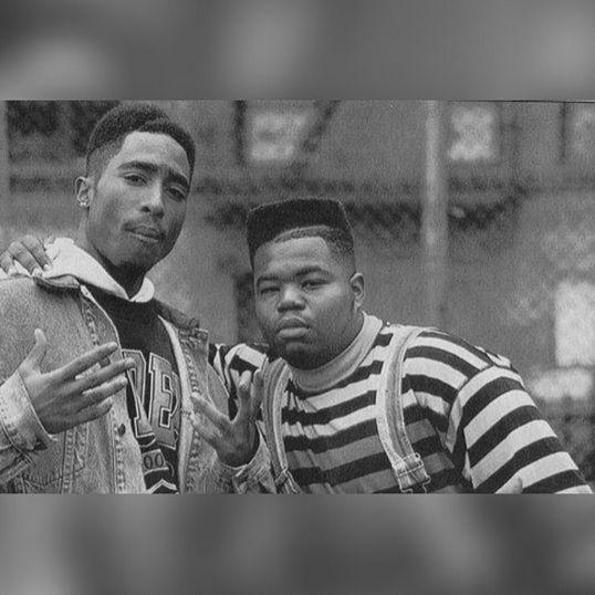 Tupac Shakur in #JUICE