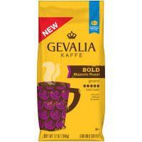 Gevalia Kaffe Ground Coffee Bold Majestic Roast, 12 OZ (Pack of 6) - http://teacoffeestore.com/gevalia-kaffe-ground-coffee-bold-majestic-roast-12-oz-pack-of-6/