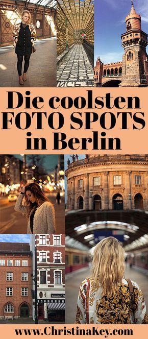 Sedi delle foto Berlino