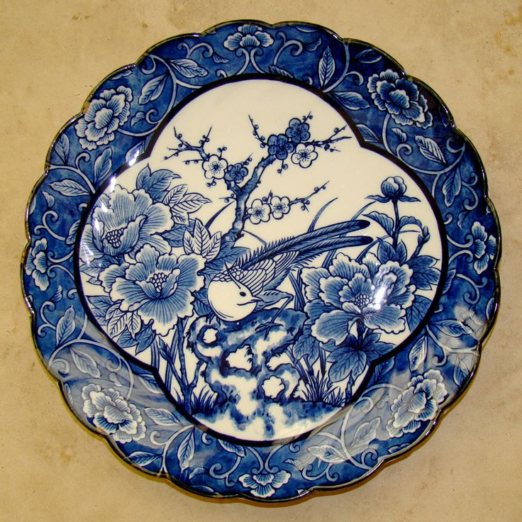 Blue And White Plates 76 best japanese plates images on pinterest | tableware, japanese