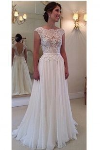 Lace Wedding Dresses | Country Wedding Gowns