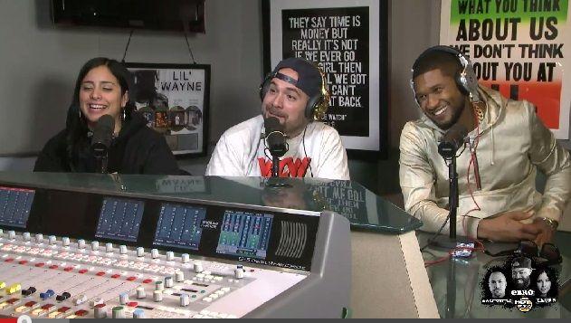 Usher has R&B rivals? Explains Justin Bieber on 'Hot 97'
