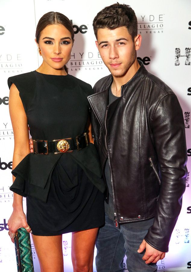 """Nick Jonas and Olivia Culpo Break Up After 2 Years Together—All the Details on Their """"Sensitive"""" Split  Nick Jonas, Olivia Culpo"""