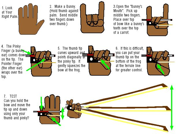 Bow Hold - Google Search | bow hold | Pinterest | Bunnies, Search ...