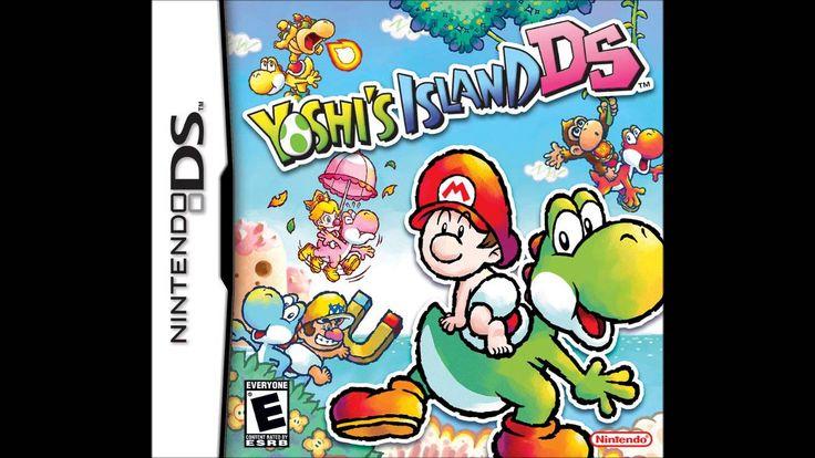 Full Yoshi's Island DS Soundtrack