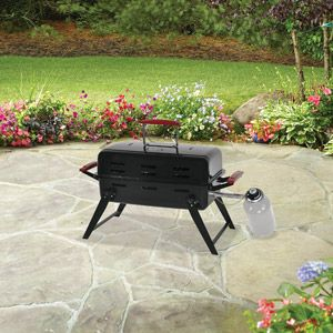 small gas grill for leviu0027s stadium tailgating - Small Gas Grills