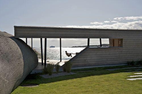 Summer House Vestfold 2 in Norway by Jarmund/Vigsnæs AS Architects