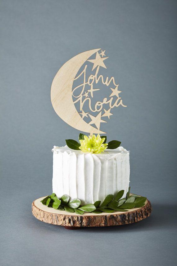 Cake Topper Custom Wedding