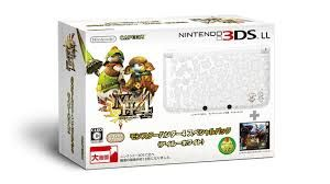 Monster hunter 3ds console