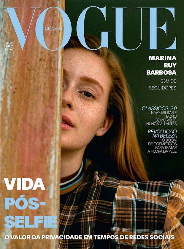 marina ruy barbosa by zee nunes for vogue brazil march 2018