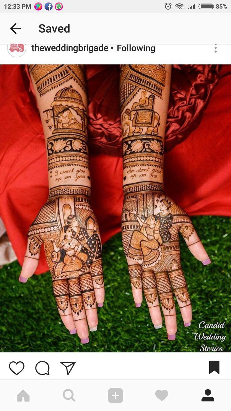 The 63 best Mehendi images on Pinterest