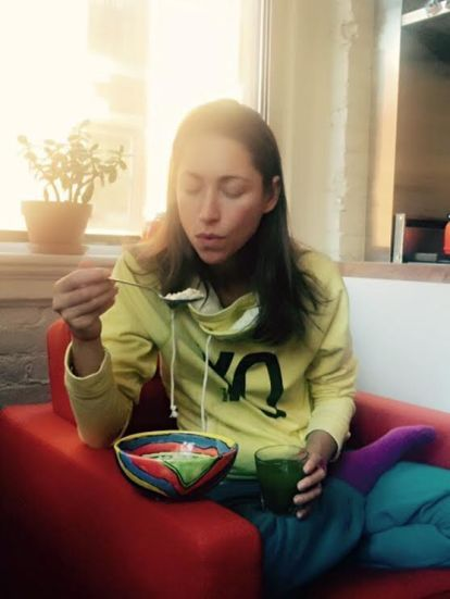 What I Eat In A Typical Day: A Rockstar Yoga Teacher Tells All - mindbodygreen.com